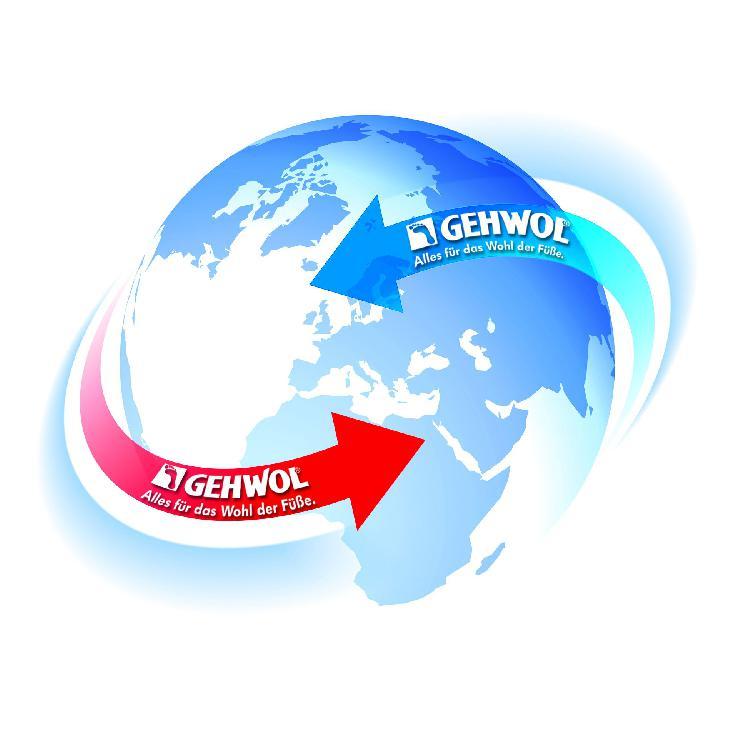 Weltmarke GEHWOL