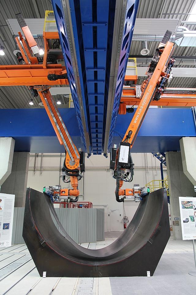 KUKA Systems im Innovationspark Augsburg