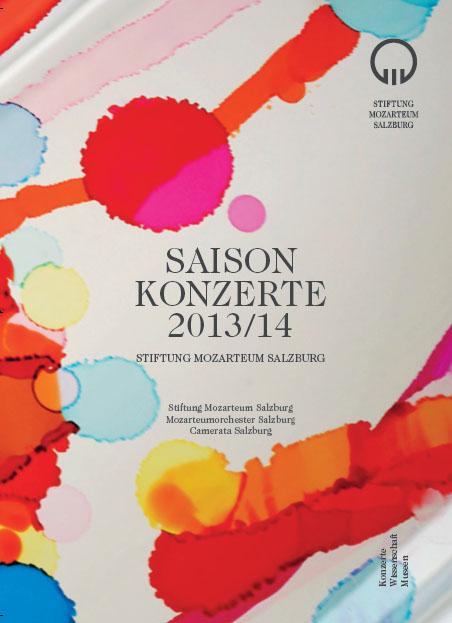 Saisonkonzerte der Stiftung Mozarteum Salzburg