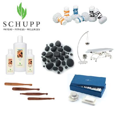 Neue Massagezubehör-Produkte in bewährter Qualität