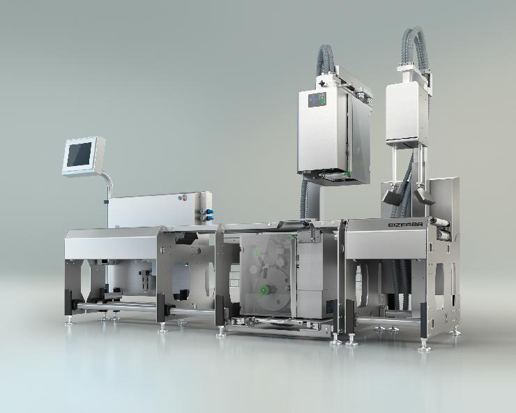 Neuer Hochleistungs-Preisauszeichnungsautomat für die Lebensmittelindustrie