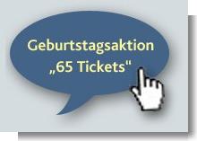 Die ASB Bildungsgruppe Heidelberg feiert bietet zu Ihrem 65. Geburtstag starken Nachlass auf zweitägige Seminare