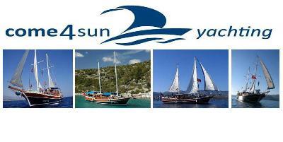 Segelurlaub in der Ägäis - Die Blaue Reise mit come4sun yachting