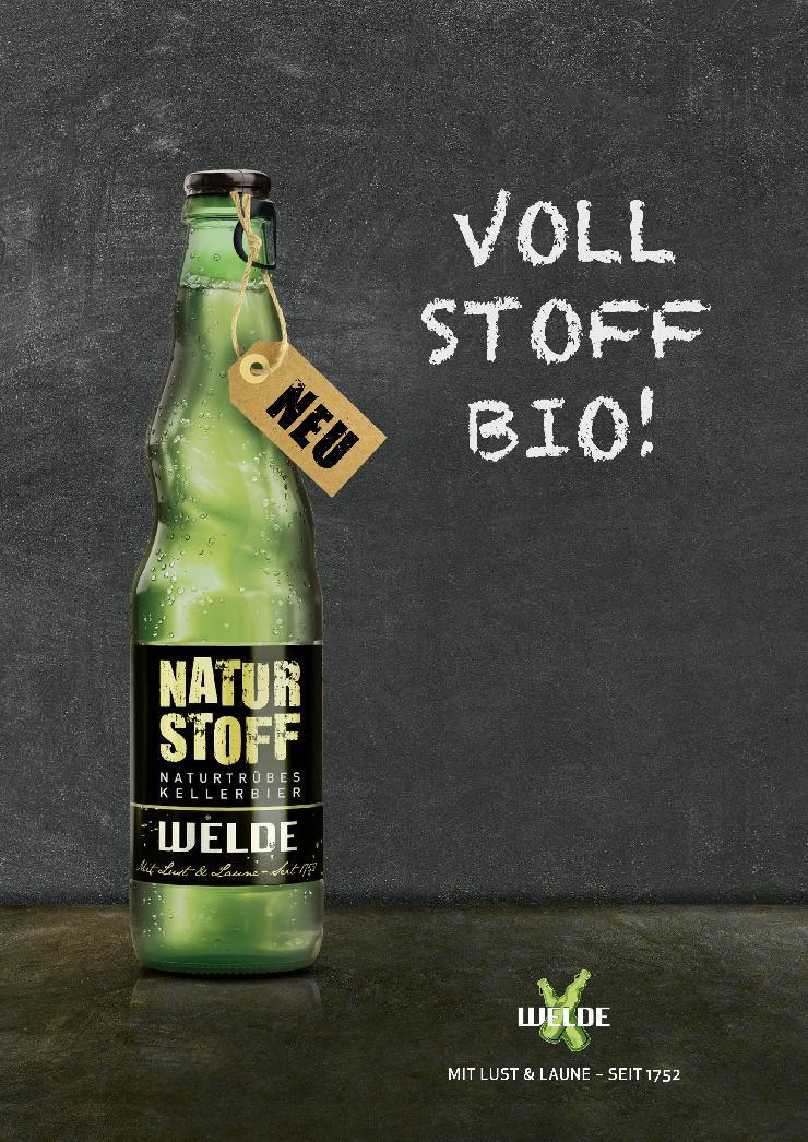 Naturstoff von Welde!