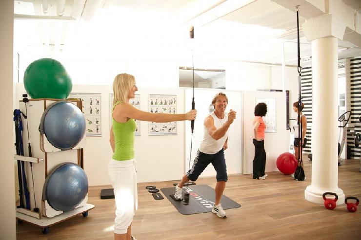 Functional Training: Fitnessraumkonzept ab 25 Quadratmetern