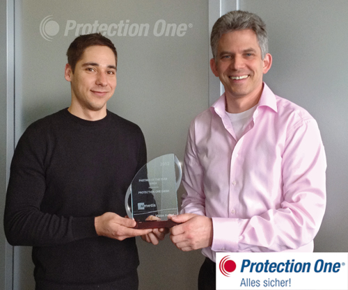 Protection One gewinnt den Aimetis Vision Award 2012