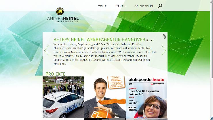 25 Jahre Ahlers Heinel Werbeagentur