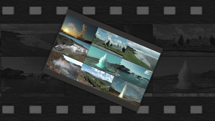 Stressfreier Leben mit entspannungsfördernden Video-Clips von IceRelax