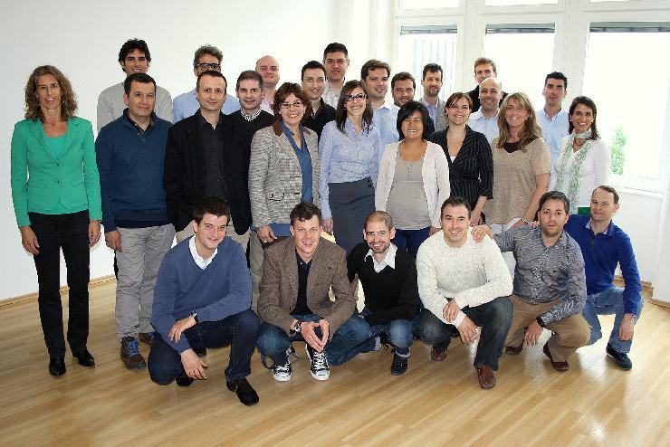 First International Study Week of EADA's EMBA at Germany's HHL