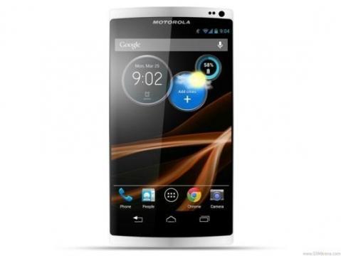 Ein neues Smartphone soll Motorola zurück in die erste Reihe holen