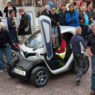 Die E-Rallye im Schwarzwald - ein Muss für alle E-Mobilität-Fans