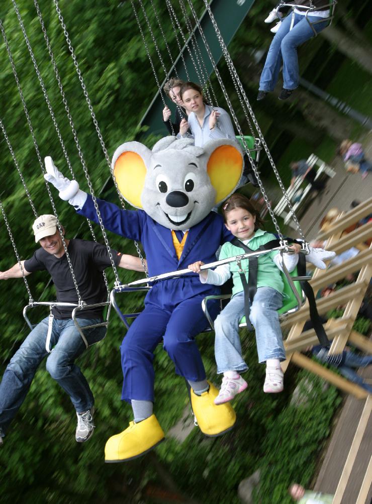 Die fünf schönsten Freizeitparks Deutschlands: Ameropa-Reisen sorgt für den Urlaubs-Kick