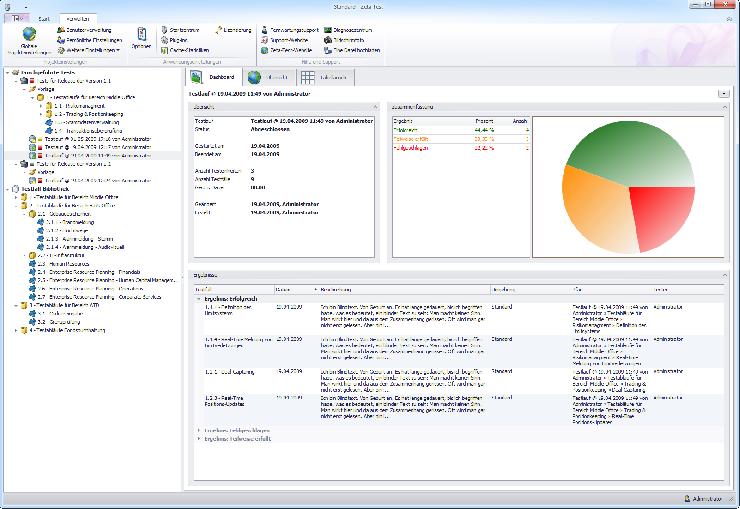 Göppingen, Zeta Test Management ab sofort in Version 2.7 mit vielen Verbesserungen erhältlich