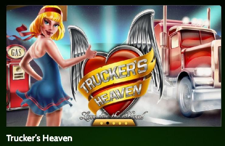 Trucker's Heaven im OnlineCasino Deutschland
