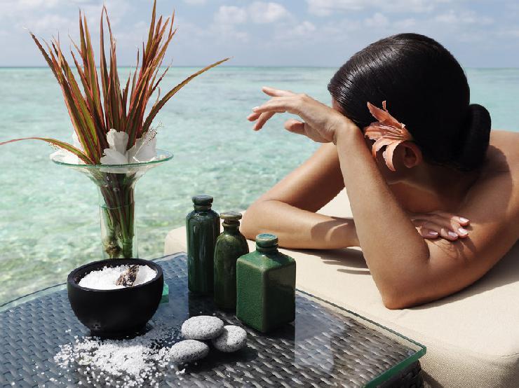 Aqua Peeling-Salze - Wellness für die Haut