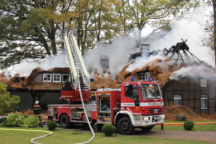 Hilfe für Helfer: Nominieren Sie Ihre Feuerwehr