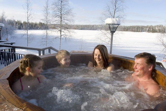 Badefässer, Hottubs, Whirlpools und Saunen aus Finnland