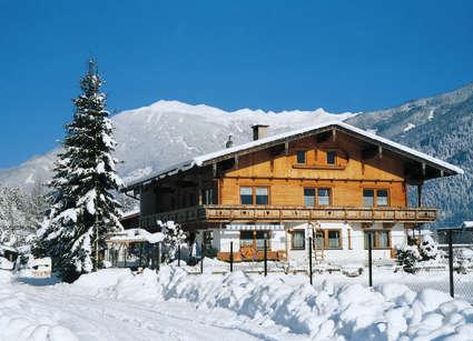 Skiurlaub im Ferienhaus 2013/2014  Jetzt das Wunschhaus im Schnee sichern!