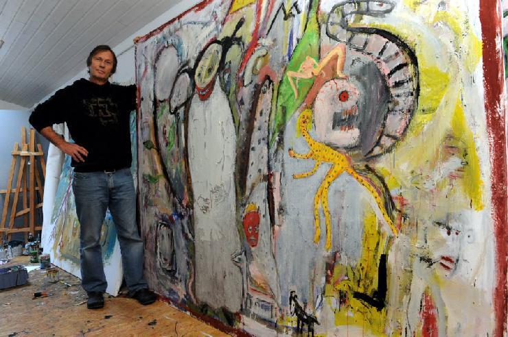 Reinhard Stammer - The New Generation Artist