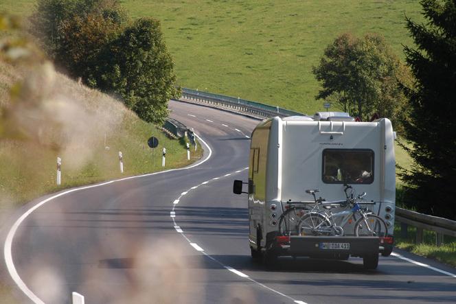 TÜV SÜD: Mit dem Wohnmobil sicher unterwegs