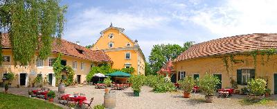Das Schloss Gamlitz in der Steiermark