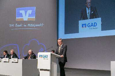 GAD-Generalversammlung: Innovationen und Kostenentlastung