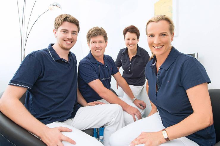 Prophylaxe unterstützt gesunde Zähne