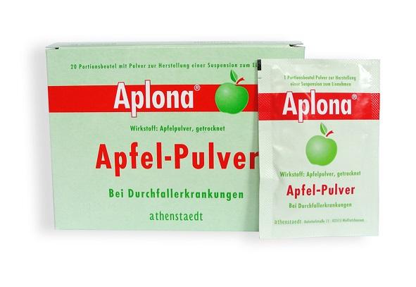helfen äpfel gegen durchfall