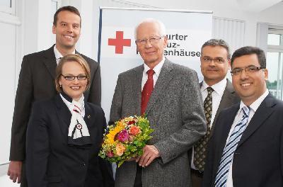 Gefäß- und Endovaskularchirurgie wird an der Klinik Rotes Kreuz Frankfurt unter neuer Führung ausgebaut