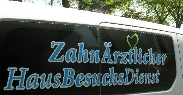 Mobile ambulante zahnärztliche Versorgung