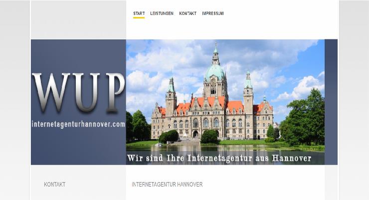 Markt von Internetagenturen in Hannover wächst