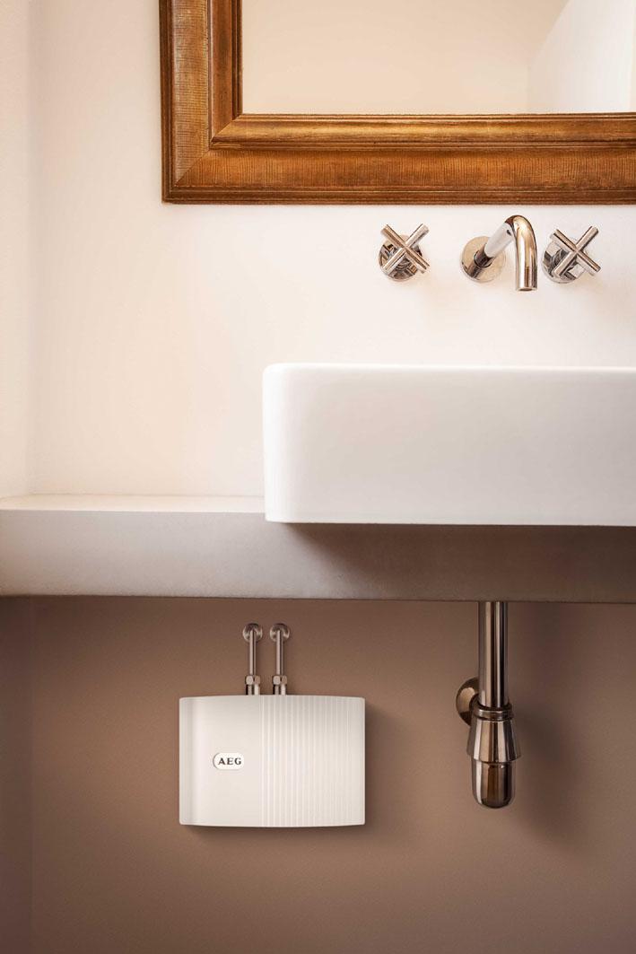 So duscht der Sparfuchs: Sparsame Warmwasserversorgung / Einsparmöglichkeiten nutzen