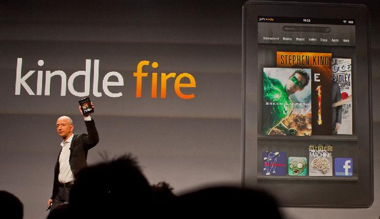 Amazons Antwort auf das iPad