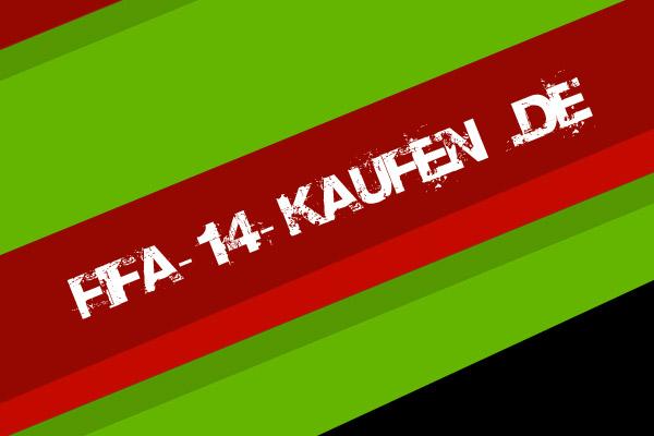 FIFA 14 auf dem Vormarsch!
