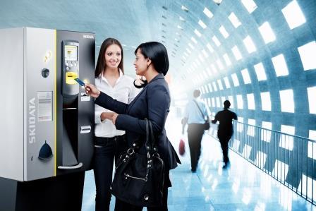 SKIDATA rüstet weitere Bahnhofsparkplätze in Belgien aus
