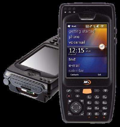 Fulloption des aktuellen Mobile-Terminal M3 Orange UHF Long-Range zu besonderen Konditionen