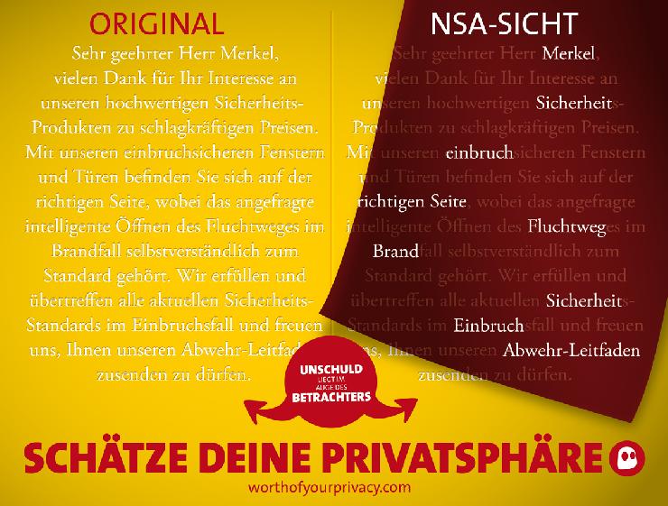 NSA-Spionageskandal: Innenminister Friedrich kapituliert, CyberGhost VPN antwortet mit Kampfpreisen für die Privatsphäre
