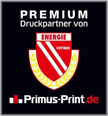 Primus-Print.de ab sofort Premium-Druckpartner des FC Energie Cottbus