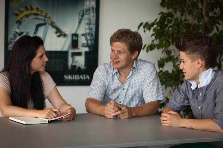 Back to the future - Onboarding Erfolgsgeschichten bei SKIDATA