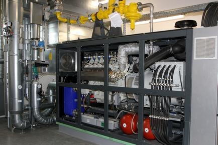 Innovativ Primärenergie und CO2 sparen