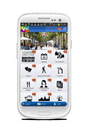 Spanien entdeckt Mobile Business mit Apps von Spotlio