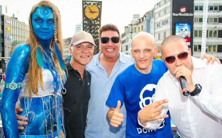 Maik Mahlow: Voller Erfolg für pcfritz in Bielefeld