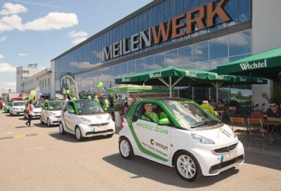 Schwarzwald Rallye ohne Abgase
