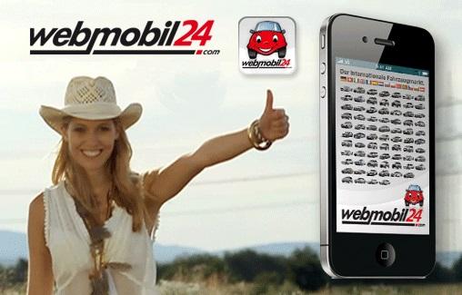 CHIP online empfiehlt die WebMobil24-App