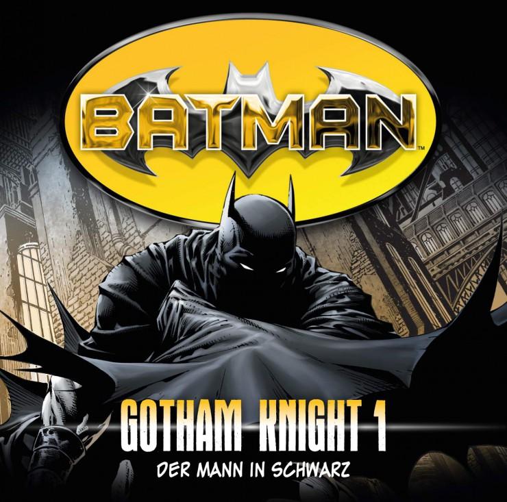 Gute Sache für Ihre Ohren: BATMAN ist wieder zurück und rettet Gotham City vor den Bösewichten in sieben Audiobooks