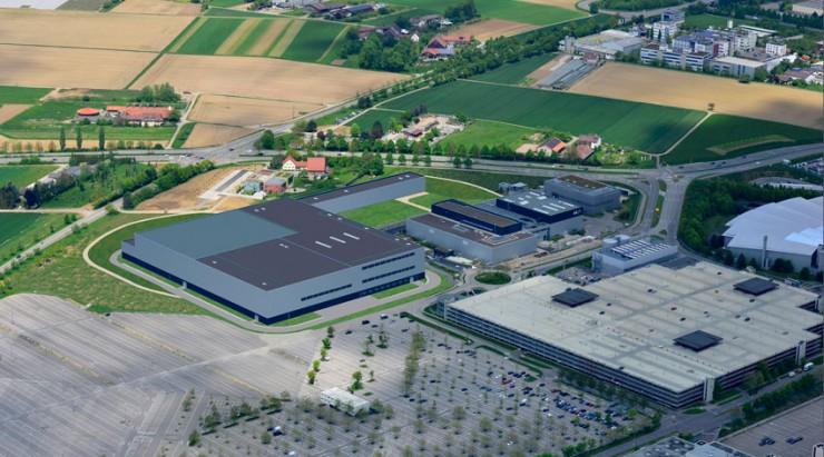MESSRING baut für die Daimler AG die modernsten Crashanlagensysteme der Welt für das neue Technologiezentrum Fahrzeugsicherheit in Sindelfingen
