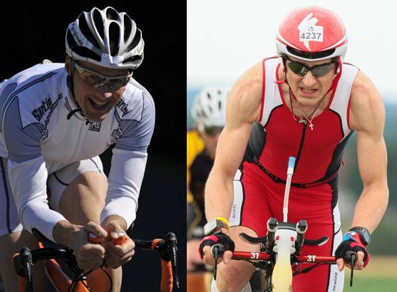 Berliner Team InterSpine beim härtestem Radrennen Europas, dem Race Around Austria