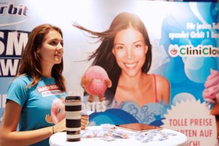 Its time to smile: Orbit sucht wieder das bezauberndste Lächeln Österreichs