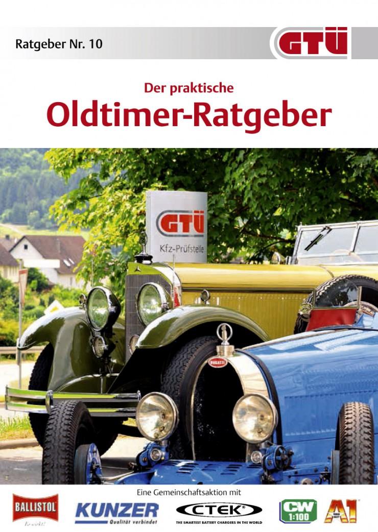 GTÜ mit neuem Oldtimer-Ratgeber