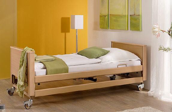 HMMso Seniorenbett und handicap-shop.eu - kompetente Partner für die Pflege